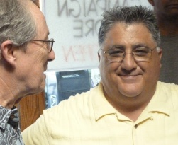 Anthony Portantino with Gar Byrum