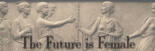 future is female